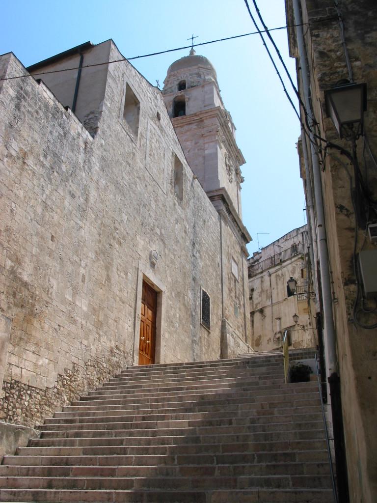 Vieste: Cattedrale Assunzione della Beata Vergine